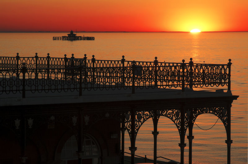 5560 Kings Hall and Pier, Herne Bay, Kent